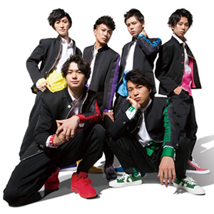 BOYS AND MEN 研究生 生田神社大海夏祭り2018ゲスト