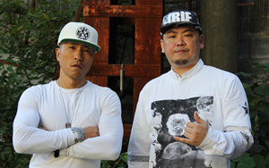 SHINGO★西成&DJ FUKU