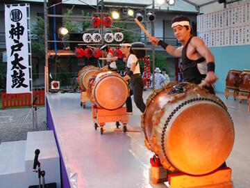 大海神社祭