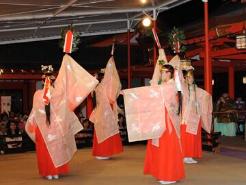 秋季大祭並びに氏子奉幣祭