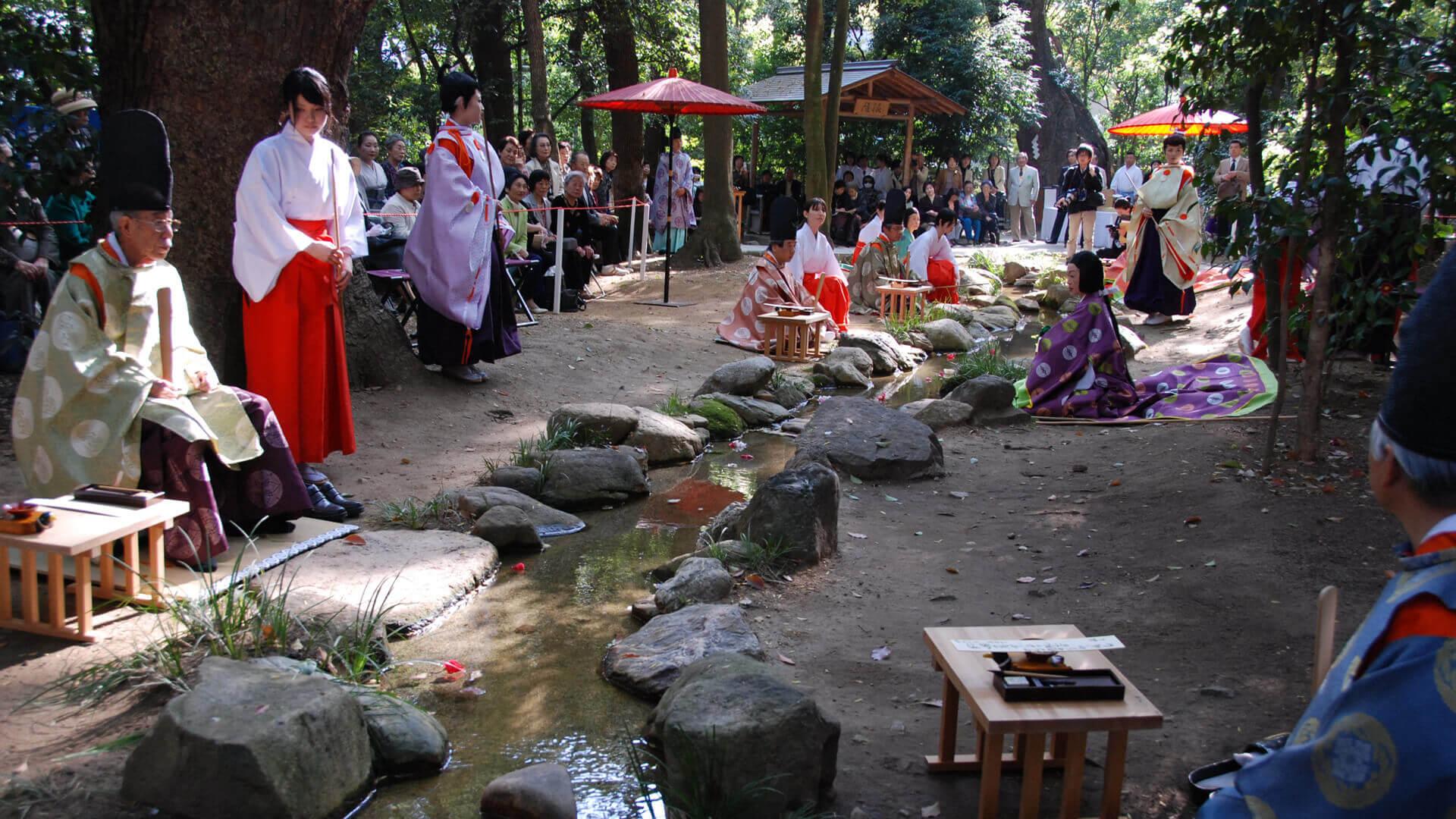 生田神社の行事