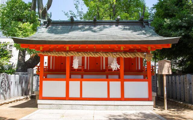 雷大臣神社