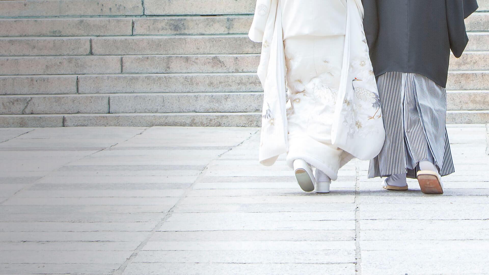 神前式結婚式4
