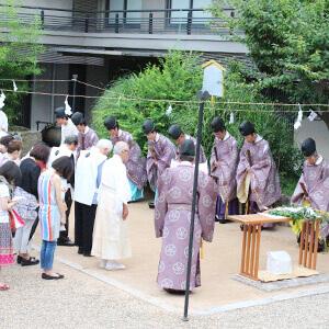 令和元年 夏越の大祓式