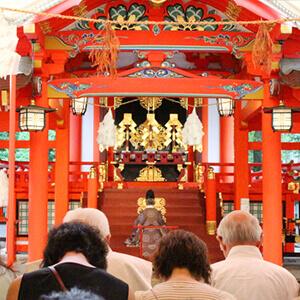 平成30年 夏越の大祓式の模様